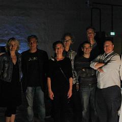 Caroline Profanter, Martina Claussen, Theodore Lotis, Jonathan Prager, Jonty Harrison [Vienne (Autriche), 2 octobre 2016]