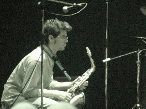 Philémon en concert à «Machines 07», Salle Multi — Méduse [Québec (Québec), 20 décembre 2002]