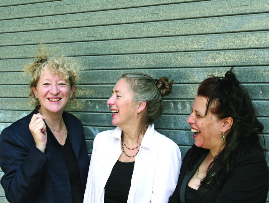 Les Poules [Photograph: Mélanie Ladouceur, 2007]