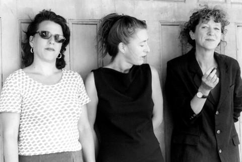 Les Poules [Photograph: Céline Côté, 1999]