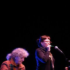 Les Poules [Photograph: Andréa Cloutier, Montréal (Québec), March 7, 2015]