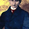 Promotional image of the Jean Derome: À la rencontre de Kafka event