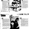Page 6 du programme du FIMI. Concerts du 8 avril. Haut de page Margaret Lang Ten: Chine/U.S.A. Coproduction Traquen'art et Galerie O'boro. Bas de page le groupe Deihim/Horowitz: Iran/U.S.A (Sussan Deihim et Richard Horowitz. Captation par CBF_FM 100,7 Radio-Canada