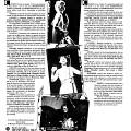 Page 7 du programme du FIMI. Concert le 9 avril Canaille, un regroupement européen. France: Joëlle Léandre, Grande-Bretagne: Maggie Nicols, Hollande: Anne-Marie Roelofs et Suisse: Irène Schweizer et Co Streiff. Captation par CBF_FM 100,7 Radio-Canada. Collaboration avec Festival International de Jazz de Montréal