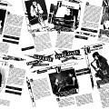 Montage des pages 20 et 21 du programme du FIMI. Performances du 6 au 10 avril à la galerie Dare-Dare avec Françoise Boudreault et Dominique Violette dans le «Cadran Solaire», Danielle Boutet dans «Musiques Urbaines», Lusse Cloutier et Louise Poirier dans «Tête de Vaches», Ginette Bergeron et Andrée Dumouchel dans «Une plus L'Une», Magali Babin, Patricia Maurice, Lucie Ouimet, Chistel Pieron et Zazalie Zion dans Nitroglycérine et Janet Lumb et Alisa Palmer dans «Unnaturel Acts»