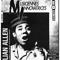 Feuillet. Concert du 9 avril Lilian Allen aux Foufounes électriques [9 avril 1988]