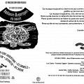 Montage des pages 1 et 8 du programme. «Ambiances Magnétiques en concert» premier événement de la saison 91-92 «Ce n'est pas nouveau, c'est vivant»