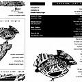Montage des pages 1, 2 et 3 du programme. «Candide (sur une toupie)» de Danielle Palardy Roger concert dans la cadre de l'événement «Roche, Papier, Ciseaux» 4 jeudis de musique actuelle