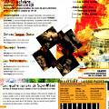 Page 2 du programme de Productions SuperMémé de la saison 1999-2000, l'année des Quatre Saisons