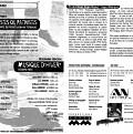 Montage des pages 4 et 7 du programme de «Musiques d'Hiver»