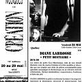 Extraits du programme [May 28, 2004]