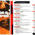 """Page couverture et calendrier de l'événement """"Printemps du Québec en France"""