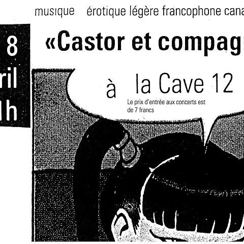 Feuillet promotionnel [April 2, 1997]