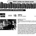 Extraits du programme [12 mai 1996]