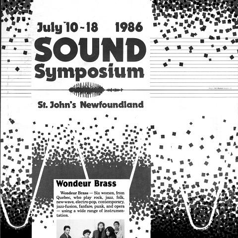 Extraits du programme [July 12, 1986]