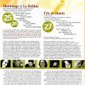 Page 4 du programme