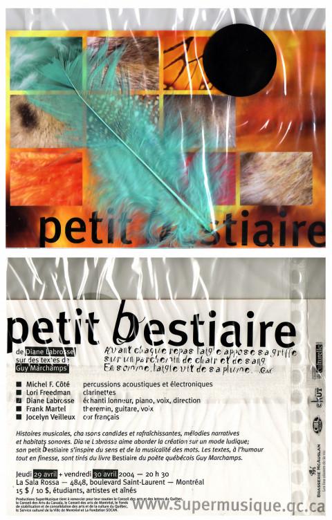 Carte postale, montage recto verso
