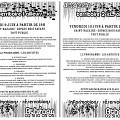 Programme de l'événement pages 3 et 4 [9 juin 2005]