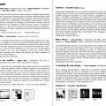 Page 2 et page 3 du programme