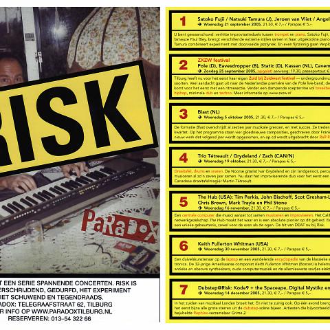 Montage recto verso du carton [October 15, 2005]