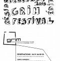 Programme du festival, page couverture [12 octobre 2006]