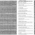 Programme de concert, pages 2-3 [7 novembre 2008]