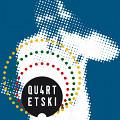CD cover of the Quartetski Le Sacre du printemps [October 2013]