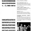 Programme, p1, p4