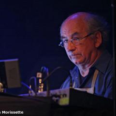 Pierre Hébert [Photograph: Martin Morissette, Victoriaville (Québec), May 21, 2007]