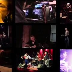 Image-écran tirée de la vidéo «35 ans de passion vouée à la musique actuelle et improvisée» [Photo: Robin Pineda Gould, Montréal (Québec), 20 mars 2015]