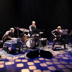 Quartetski in concert at Le Vivier [Photo: Céline Côté, Montréal (Québec), April 4, 2017]