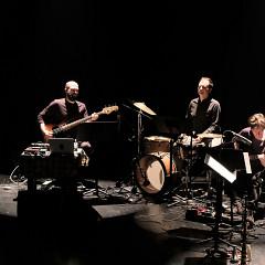 Quartetski en concert au Le Vivier [Photo: Céline Côté, Montréal (Québec), 4 avril 2017]