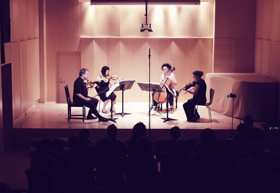 Quatuor Bozzini [2017]