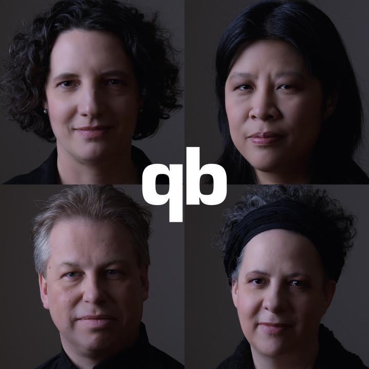 Photomontage: Bozzini Quartet [Image: Michael Slobodian]