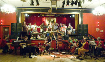 Ratchet Orchestra [Photo: Herb Greenslade, 2008]