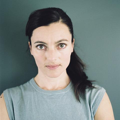 Maja Ratkje [Photograph: Ellen Lande Gossner, 2016]