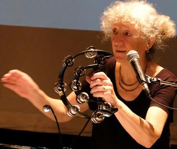 Danielle Palardy Roger [Photo: Céline Côté, Montréal (Québec), 2020]