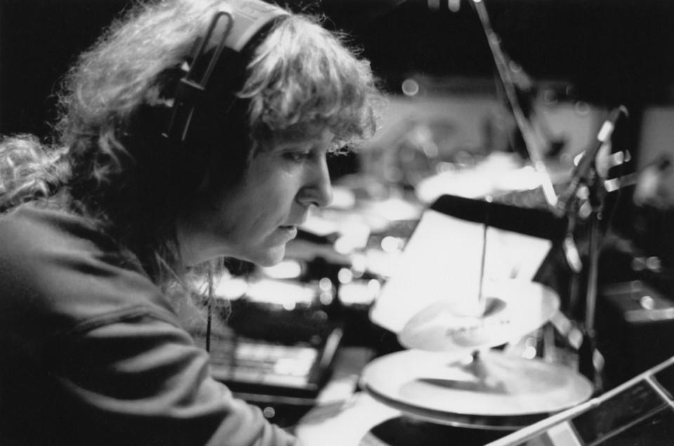 Danielle Palardy Roger / Concert, Maison de la culture Frontenac, Montréal (Québec) [Photograph: Jacques Leduc, Montréal (Québec), February 1992]