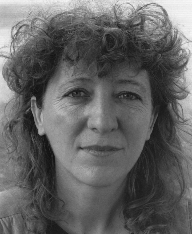 Danielle Palardy Roger [Photograph: Jacques Leduc, Montréal (Québec), 1990]