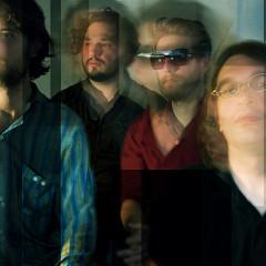 Rouge ciel: Antonin Provost, Guido Del Fabbro, Némo Venba, Simon Lapointe [Photo: Katia Gosselin, October 2010]