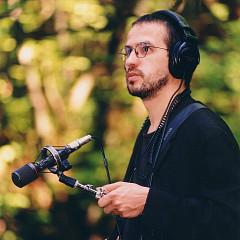 Claude Schryer [Photo: Andrew Czink, 1996]