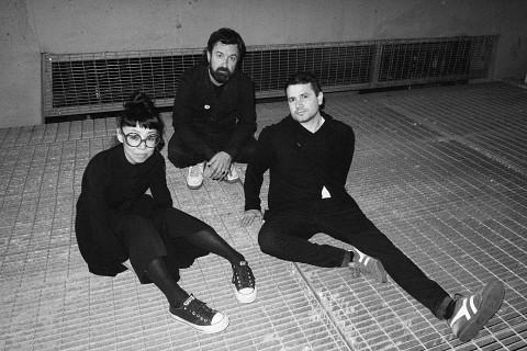 Siamois Synthesis, Maya Kuroki, Sylvain Gagné, Maxime Corbeil-Perron [Photo: Jean-François Potvin, Montréal (Québec), 2019]