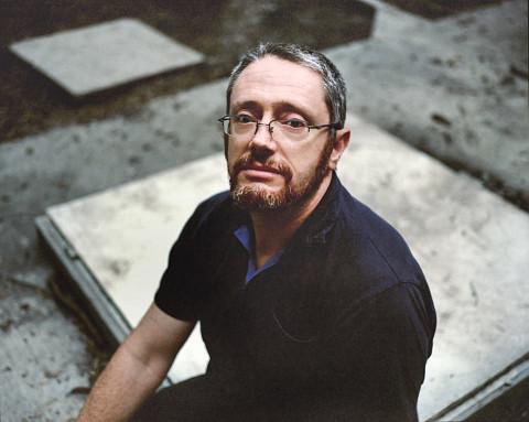 Rodrigo Sigal [Photo: Roberto Keller-Perez, Mexico City (Mexico), July 2015]
