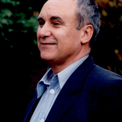 Denis Smalley [Photo: Marianne Binard, Bruxelles (Belgique), octobre 2000]