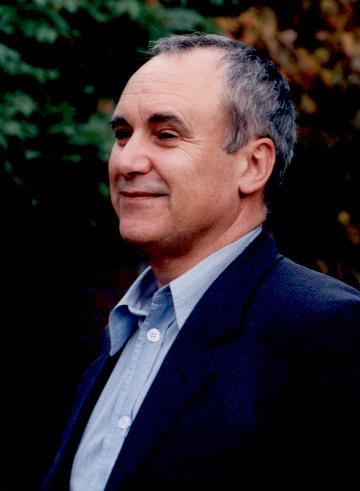 Denis Smalley [Photo: Marianne Binard, Brussels (Belgium), October 2000]