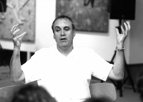 Denis Smalley [Photo: Garas Kálmán]