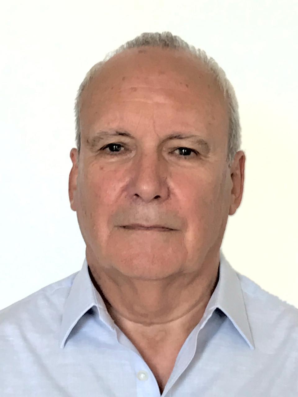 Denis Smalley [Photo: George Kinnear, July 2019]