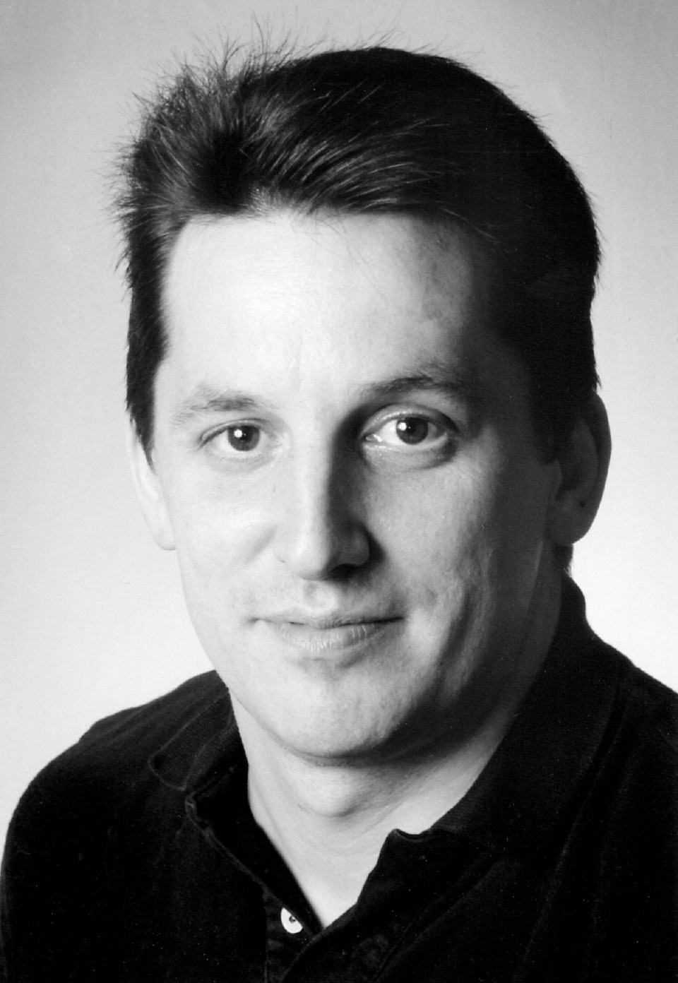Randall Smith [Photo: André Pierre Leduc, Toronto (Ontario, Canada), 1999]