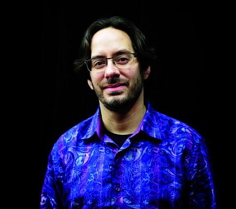 Stefan Smulovitz [Photo: Robin Pineda Gould, 17 novembre 2013]