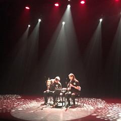 Sound of the Mountain, Craig Pedersen, Elizabeth Millar [Photo: Joane Hétu, Montréal (Québec), 28 septembre 2019]